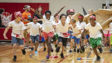 Clemson University 'MISTERs' dedicate summer to helping underserved children