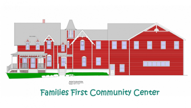 Families First Awarded SLF Grant